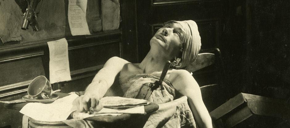 DOUBLE PRISME – Abel Gance et Antonin Artaud