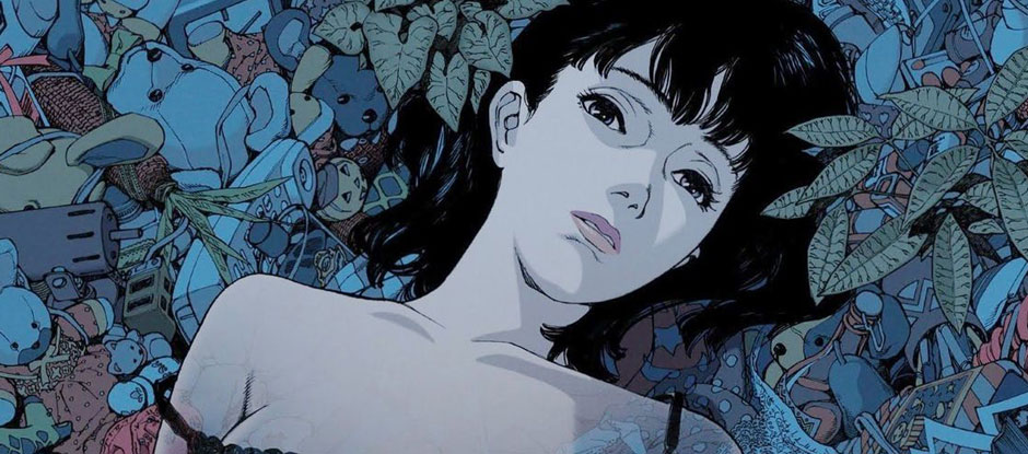 HORS-ZONE – Perfect Blue