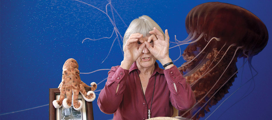 PROJECTION Donna Haraway : Story telling for Earthly Survival