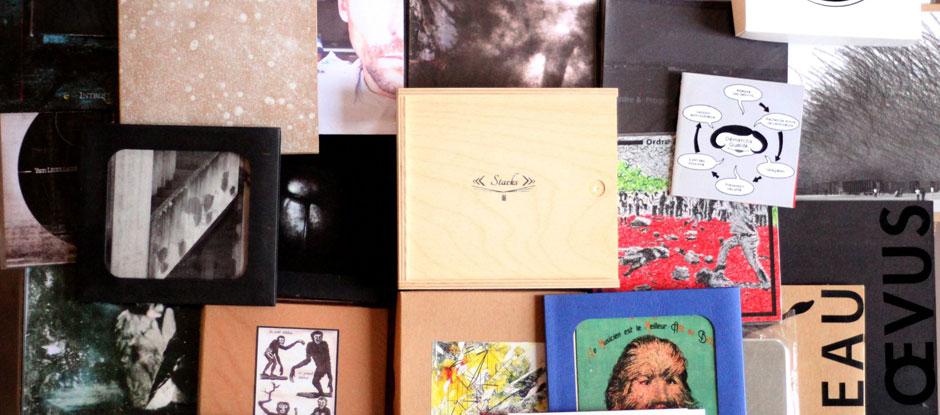 ANIMA au Fifigrot 3 – Présentation éditions + David Gomez
