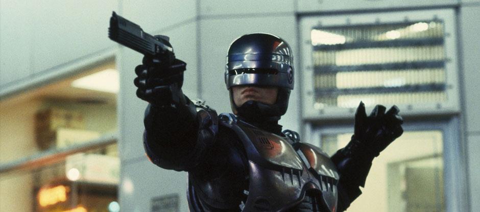 HORS-ZONE x M. Bobine : RoboCop de Paul Verhoeven